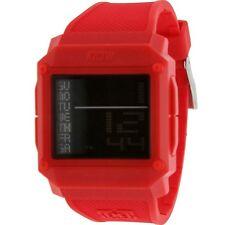 $80 KR3W Halo Watch red water resistent 50M 5ATM K1148REDD-1S