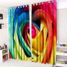 Cortinas y visillos sin marca color principal multicolor dormitorio