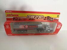 KENWORTH TRUCK  mit Auflieger TEXACO  S 600 1/87 von Majorette