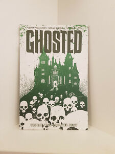 Ghosted: Volume One Haunted Heist, Softcover, Skybound
