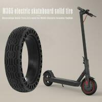 Honeycomb Explosion-proof 8.5 inch Solid Rubber Tire for M365 Electric Scooter