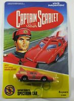 Captain Scarlet and The Mysterons - Captain Scarlet's Spectrum Car Diecast 51004