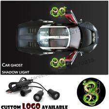 Car Door DragonBall Z Fairy Dragon Logo Welcome Projector Ghost Shadow LED Light