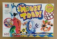 Classic Mouse Trap Board Game MB  2004 Hasbro 100% complete  Instructions