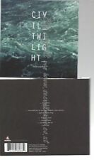 CD--CIVIL TWILIGHT--    HOLY WEATHER: REMIX EP