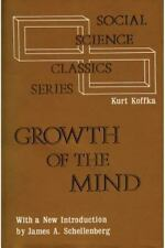 The Growth of the Mind (Social Science Classics)