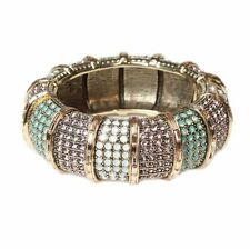 """Rich and Glamorous """"The Lux"""" Pave Bracelet by Heidi Daus - MSRP $339.95"""