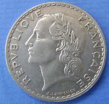 Frankrijk - France - 5 Francs 1933 KM# 888