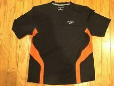 Brooks T Shirt Men's size Large Black