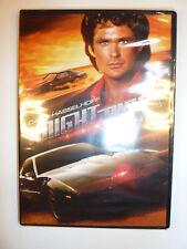 Knight Rider Season 2 DVD 4-Disc Set TV series show David Hasselhoff KITT NEW!