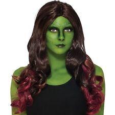 Guardians of the Galaxy - Adult Gamora Wig