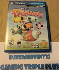NEW LITTLE DEVIANTS PS VITA GAME (PLAYSTATION)