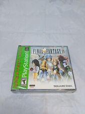 Final Fantasy IX 9 Sony PlayStation 1 Greatest Hits GH Square Enix Brand New