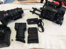 Sony PXW-FS7 4K XDCAM Super35 Camcorder Kit with 28-135mm Zoom Lens plus extras