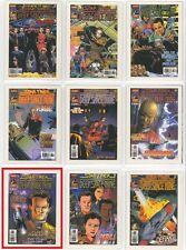 CB7 DS9 Comic Books - Star Trek Deep Space Nine DS9 Quotable Insert Card