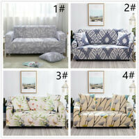 1/2/3 / Sofa Covers Couch Slipcover Stretch Tissu Élastique Protecteur Fit D