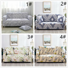 1-3 Sofa Covers Couch Slipcover Stretch Elastic Fabric Settee Protector Fit NEW
