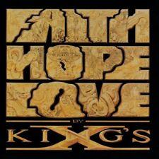 Faith Hope Love.