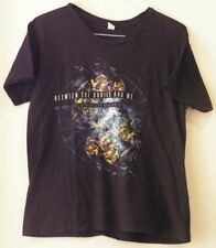 """Between the Buried and Me """"Parallax Tour"""" Vintage T-Shirt M Every Time I Die"""