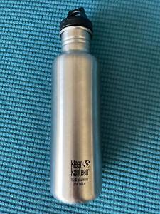 Klean Kanteen 27oz 800 ml Stainless BPA Silver
