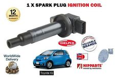 FOR TOYOTA IQ 1.0i  1KR-FE 2008--> NEW SPARK PLUG PENCIL 1 X IGNITION COIL