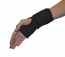 Wrist Hand Support - Daytime Wearing Brace for Carpal Tunnel - Size S Left Hand