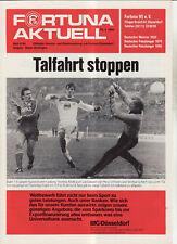 BL 83/84  Fortuna Düsseldorf - Bayer 04 Leverkusen