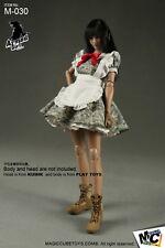 Magic Cube Toys CG CY Girl Female Armed Maid 1/6 MC M-030