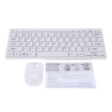 Wireless Keyboard & Mouse Combo Set for Acer Dell Lenovo HP Desktop PC WT UK