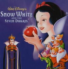 Disney Snow White And The Seven Dwarfs Original Soundtrack - Various Artists NEW