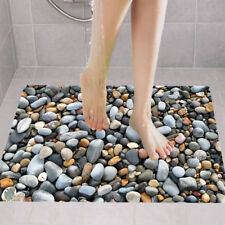 3D Labels On Floor Poster Wall Pebbles Anti-skid Floor Stickers Home Decoration