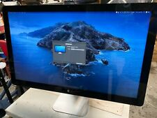 """APPLE THUNDERBOLT MONITOR 27"""" A1407 LCD Widescreen 2560 X 1440 Display"""