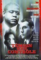 Témoin Sous Contrôle - DVD Neuf sous Blister