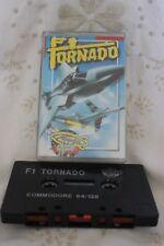 Commodore 64/128 Video game F1 Tornado Unique Bande ZEPPELIN CBM cassette
