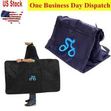 """29"""" Bike Carrier Bag Cycling Bicycle Travel Carry Transport Case Storage Pouch"""
