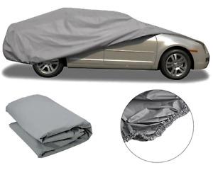 Bâche de voiture housse auto extérieur protection anti UV étanche 400x160x120 cm