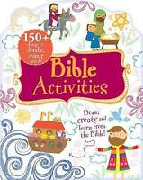 *BRAND NEW* Bible Activities - Doodle, Colour and Play (Bumper Activity Book)