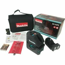 Makita sk103pz laser cross/point to combination self-nivelante