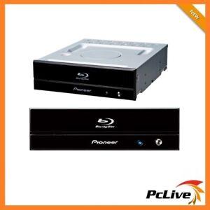 Pioneer 16X Ultra HD Blu-Ray Burner Bluray BDXL CD DVD SATA For PC BDR-S12UHT