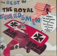 THE ROYAL GUARDSMEN - THE BEST OF THE ROYAL GUARDSMEN USED - VERY GOOD CD