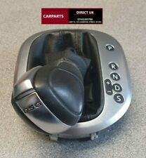 2010-2015 VW TOURAN MK3 AUTOMATIC GEAR SELECTOR BLACK LEATHER 1T2713203Q