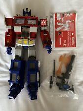 Transformers obra maestra: 20th aniversario Optimus Prime [Hasbro] 2003