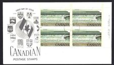 Canada  # 726  Fundy National Park Special Cachet Cover  USED 1979 ADDRESSED