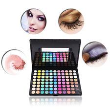 88 Colors Eye Shadow Makeup Shimmer Matte Eyeshadow Palette Set Good Gift