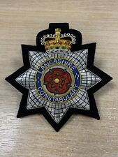 Lancashire Constabulary Police Embroidered Blazer badge