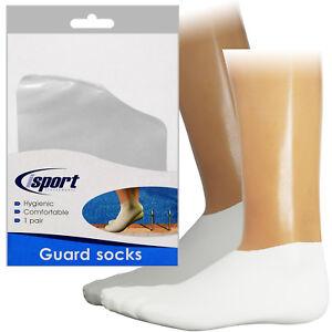 Isport Adults Kids Swimming Pool Feet Foot Verruca Waterproof Guard Aqua Socks