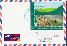 ARMENIA EUROPA CEPT VISIT AIR COVER TO ESTONIA R18319