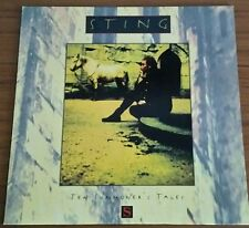 Sting ‎– Ten Summoner's Tales LP - A&M Records 1993