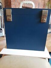 Retro LP Carry Case wood frame