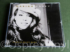 Mariah Carey Always Be My Baby Cd 1 single with new case